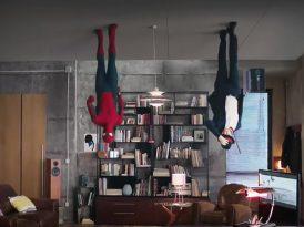 Örümcek Adam'ın dans tutkusu