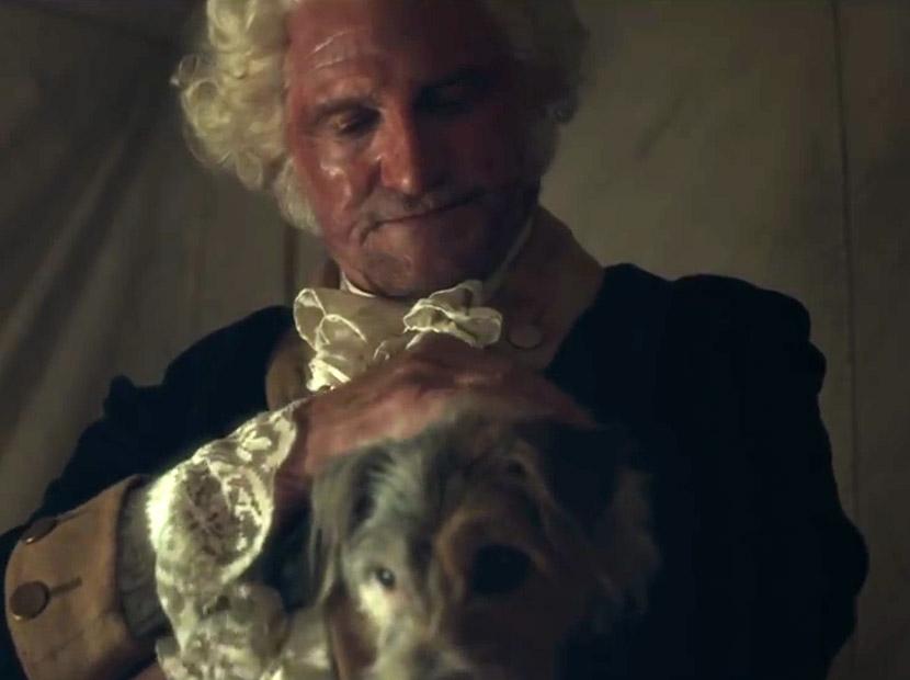 General Howe'un köpeği