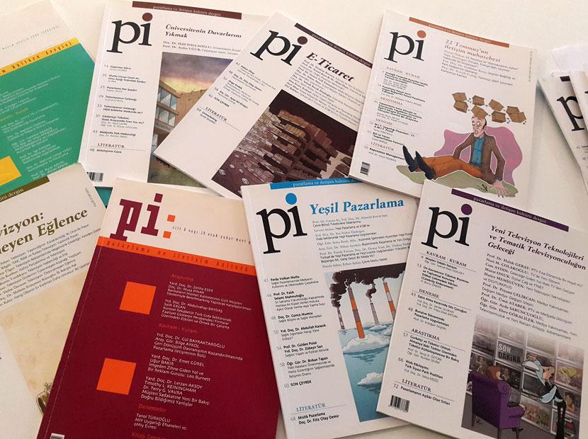 Pi makalelerinizi bekliyor