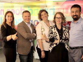 Sabre Ödülleri'nden Türkiye'ye 1 ödül