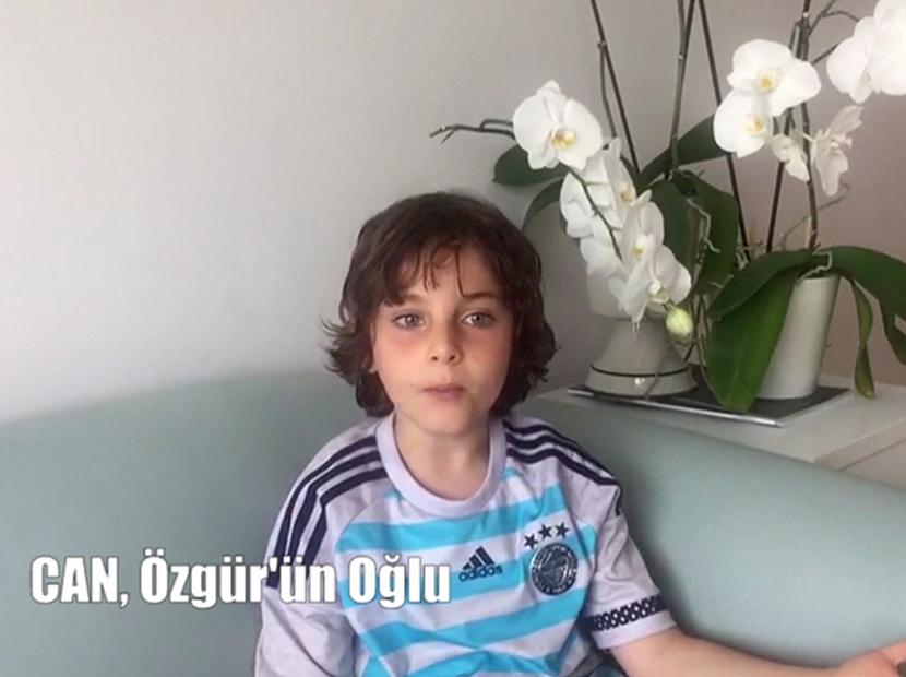 Söz iletişimci babaların çocuklarında