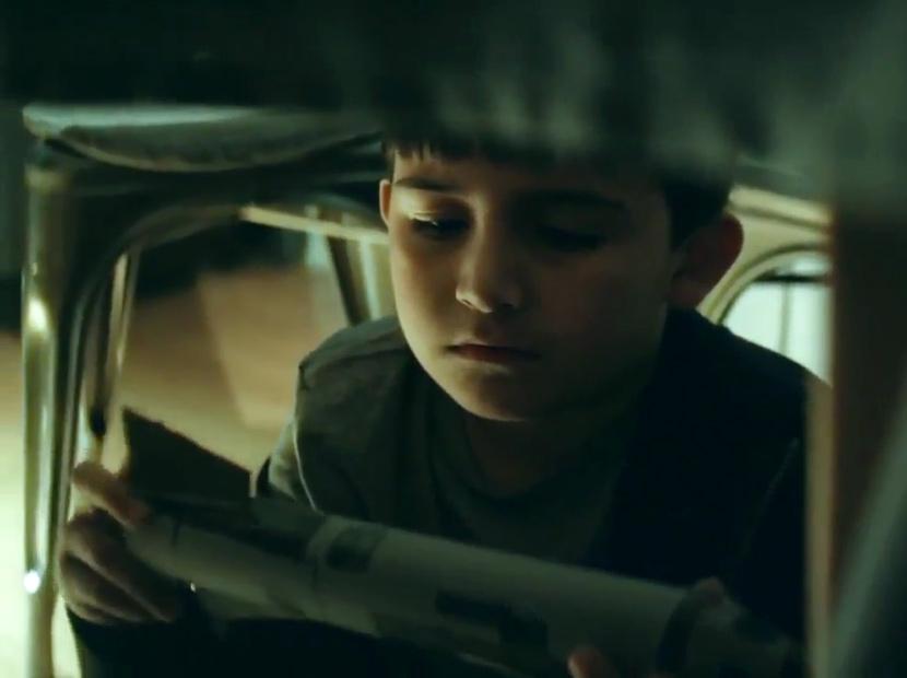 Çocukluk hayalleri, şiddet ve gerçekler