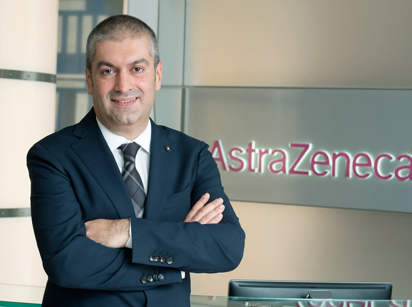 AstraZeneca Türkiye'ye yeni başkan