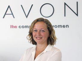 AVON'a yeni ticari pazarlama direktörü