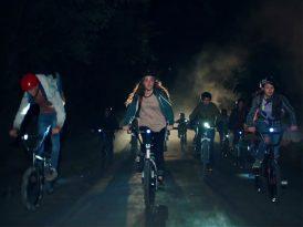 Bisikletler tedavi için yollarda