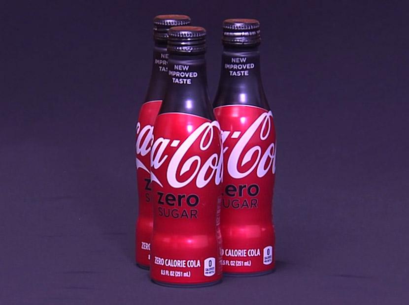 Coke Zero artık Coca-Cola Zero Sugar