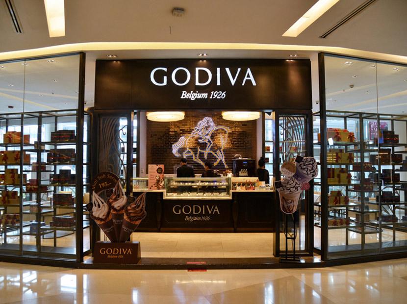 Starbucks'tan Godiva'ya üst düzey transfer