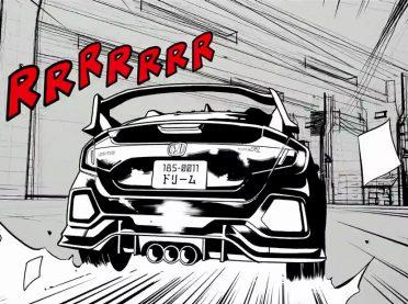 Honda'dan film yapımının incelikleri