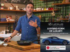 Lexus'tan programatik bir deneyim