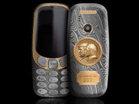 Biraz Putin biraz Trump: Karşınızda yeni Nokia 3310
