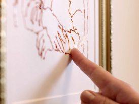Sanat ve lezzet tablolarda buluşuyor