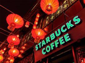 Starbucks Çin'e inanıyor
