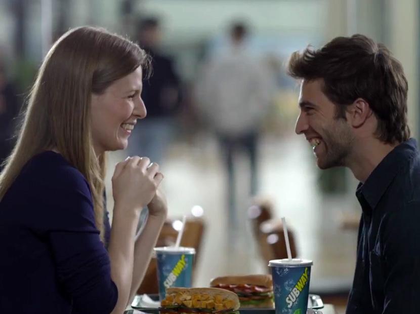 Aşkın yolu sandviçten geçer