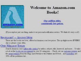 Geçmişten bugüne ünlü markaların internet siteleri