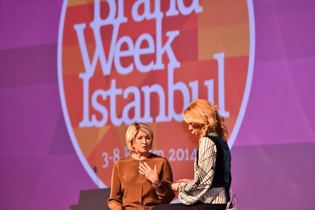 Dünden bugüne Brand Week Istanbul