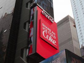 Coca-Cola ile geleceğe dönüş