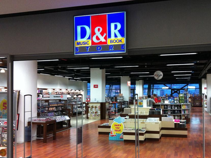 D&R'a göre yılın en çok satanları