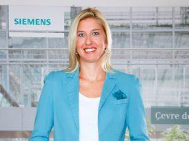 Siemens Türkiye'de üst düzey atama