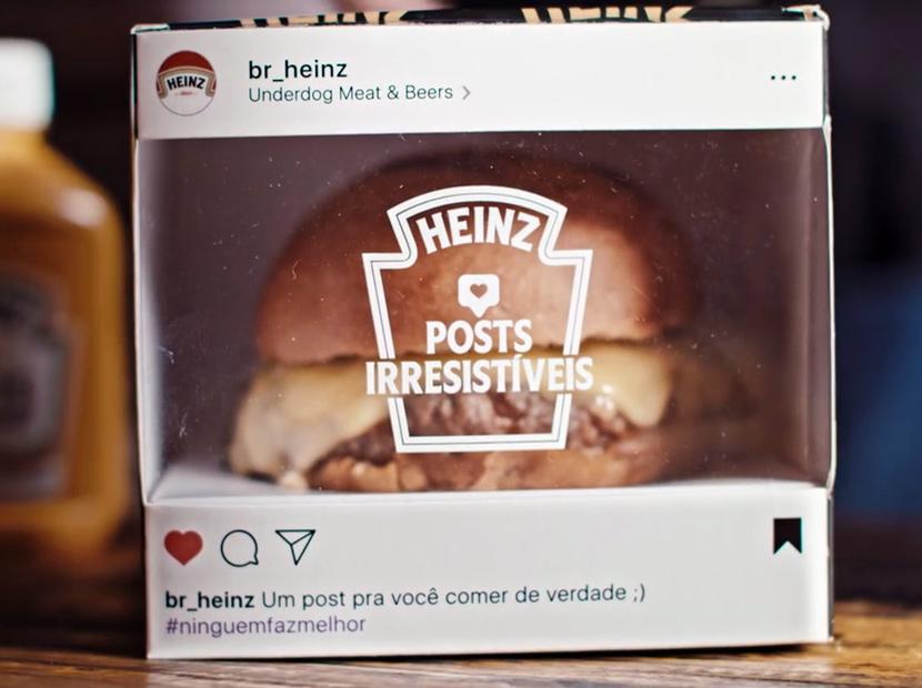 Bir Instagram paylaşımı nasıl yenir?