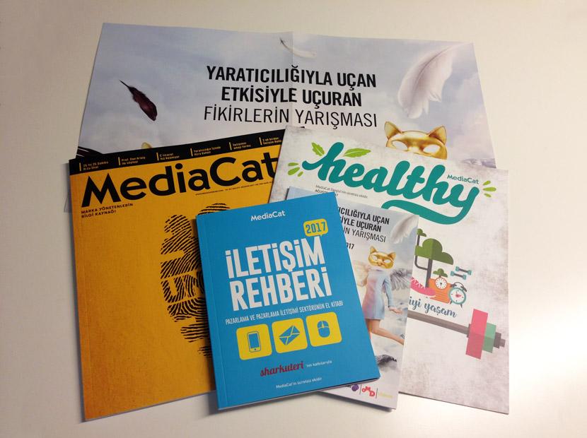 MediaCat Ağustos sayısı raflarda yerini aldı