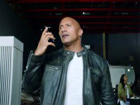 The Rock ve Siri'nin maceraları şimdi Türkçe dublajlı