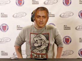 Mourinho'nun halinden Mourinho anlar
