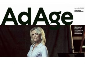 Ad Age markasında keskin dönüşüm