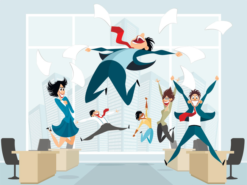 Ajans çalışanlarını mutlu etmenin 14 yolu