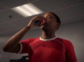 Coca-Cola FIFA 18'in sanal yıldızına sponsor oldu