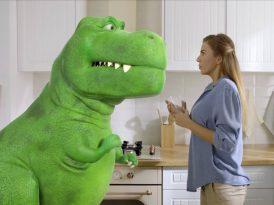 Evdeki dinozorla vedalaşma zamanı