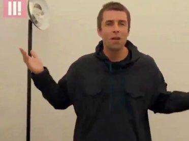 Liam Gallagher ile 36 saniyede müzik endüstrisine bakış
