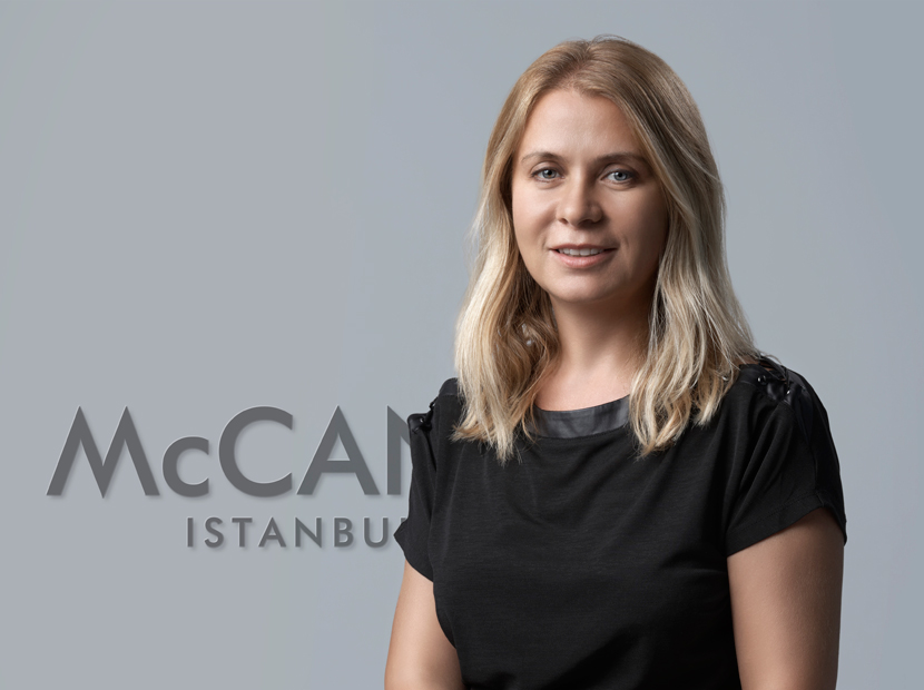 McCann Istanbul'a yeni CEO