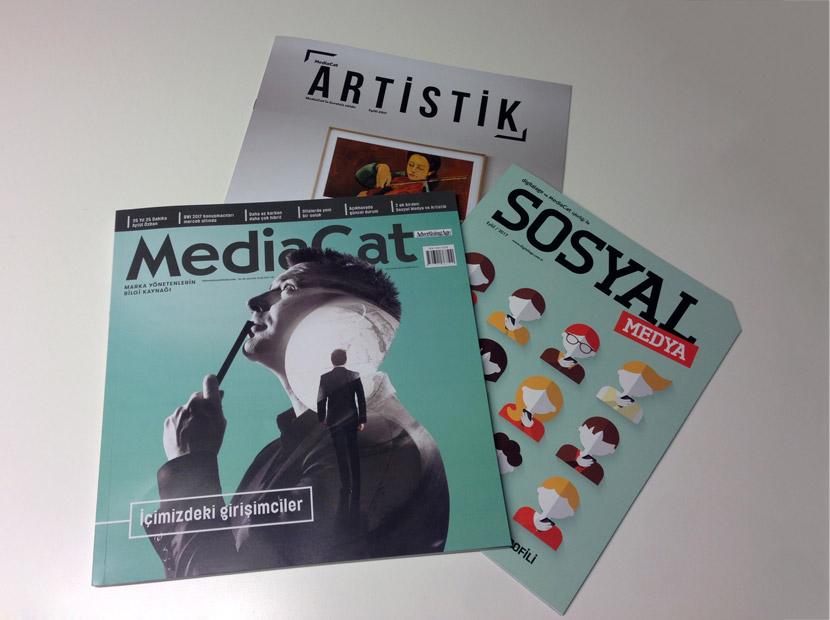 MediaCat Eylül sayısı sizlerle!