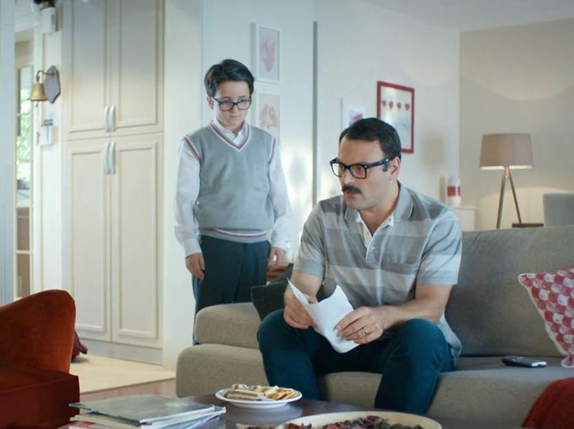 Aile dramına Vodafone usulü çözüm