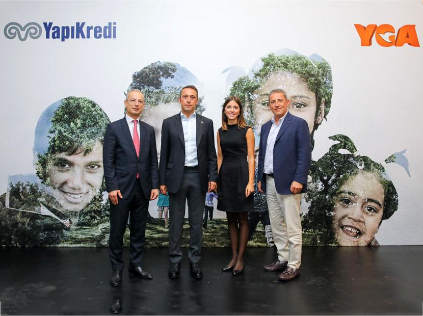 Yapı Kredi'den Anadolu'ya Bilim Göçü projesine destek