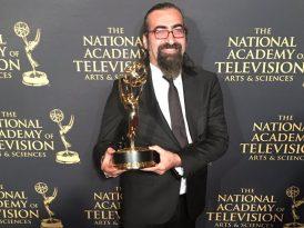 Emmy'den Türkiye'ye habercilik ödülü