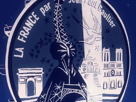 Jean-Paul Gaultier cüzdanlarda