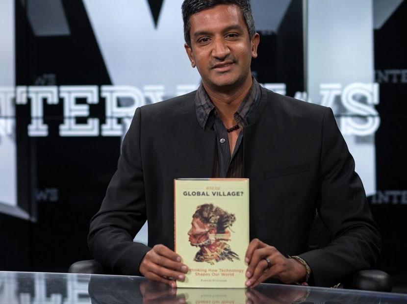 Ramesh Srinivasan'ı tanımanız için 3 neden