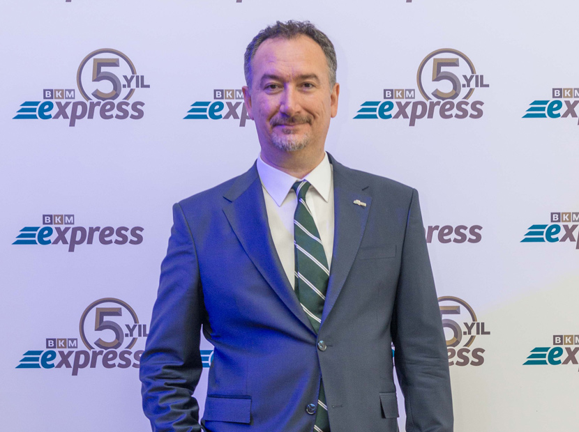 BKM Express 5. yılını kutluyor
