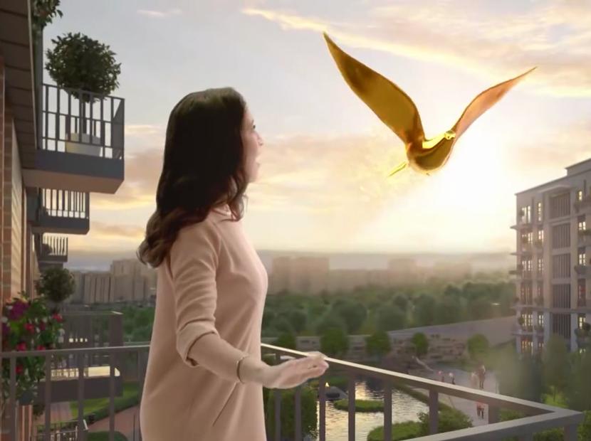 Altın kuş nereye uçuyor?
