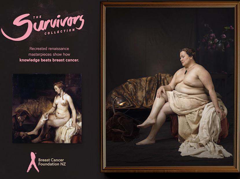 Meme kanserine Barok tarzı bakış