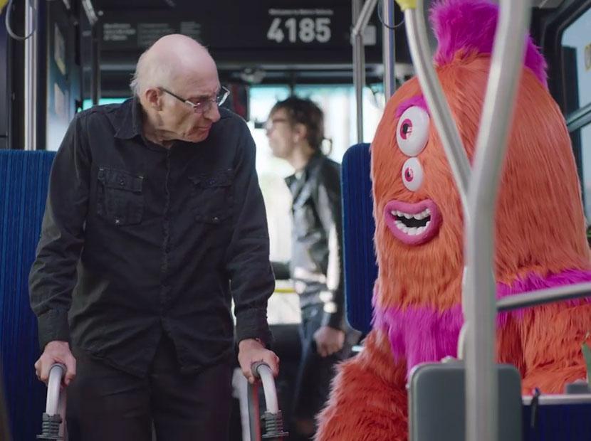 Toplu taşımada adab-ı muaşeret dersleri