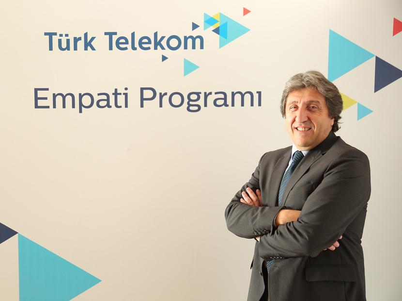 Türk Telekom'un hedefi mükemmel müşteri deneyimi