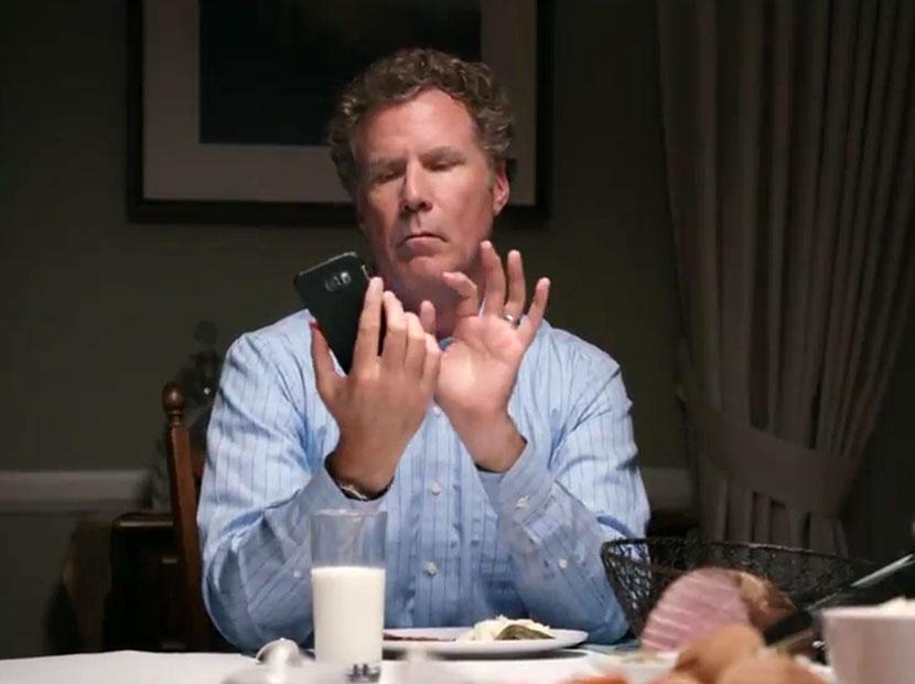 Teknoloji bağımlılığından Will Ferrell ile kurtulmak