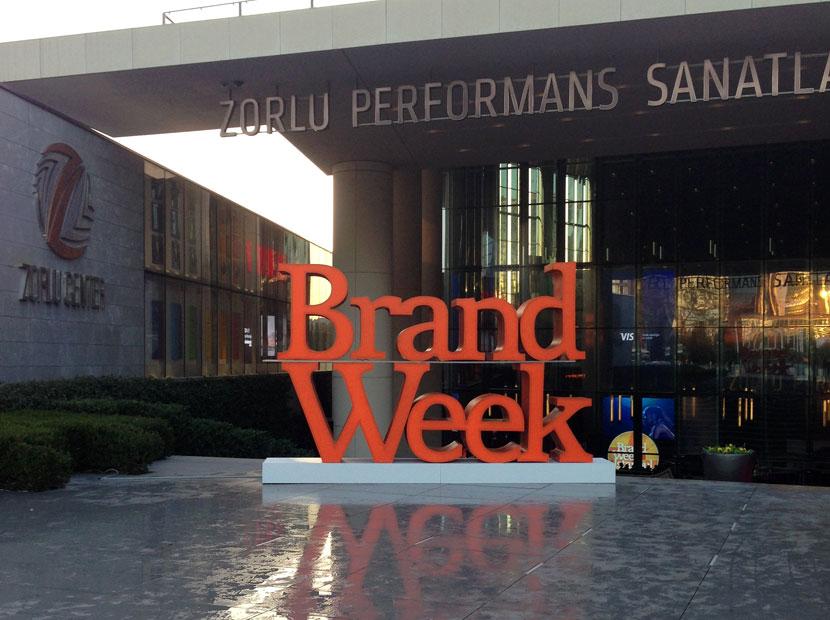 Brand Week Istanbul