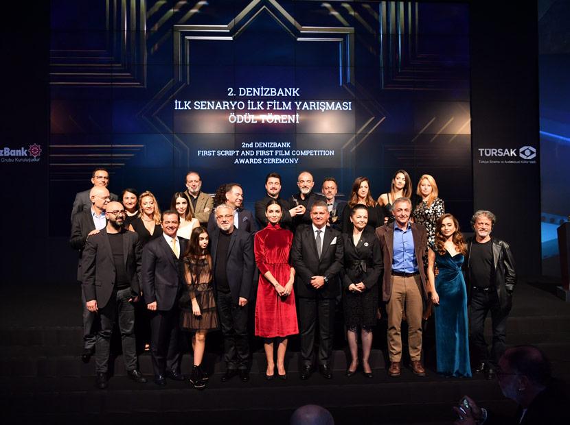2. DenizBank İlk Senaryo İlk Film Yarışması sonuçlandı