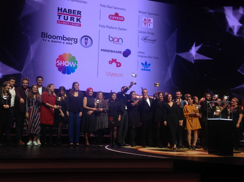 12. Felis Ödülleri sona erdi