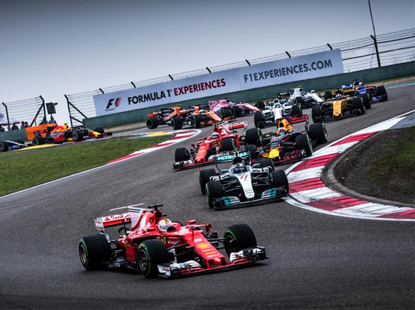 Formula 1 logosunu yeniliyor