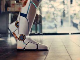 Robot dansı robottan izlenir