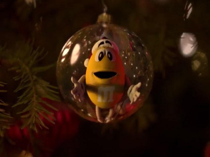 M&M'in 21 yıllık Noel hikâyesinde mutlu son